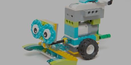 Lego Robots tickets