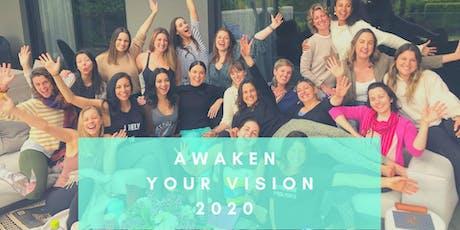 AWAKEN YOUR VISION 2020  tickets