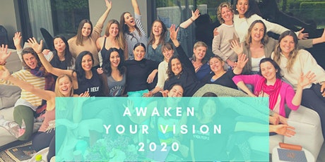 AWAKEN YOUR VISION 2020  tickets