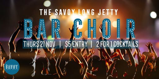 Savoy BAR CHOIR