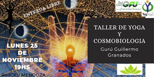 Taller de Yoga y Cosmobiología