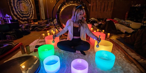 Sound Healing Meditation (Sound Bath) - Campbell 4:30pm