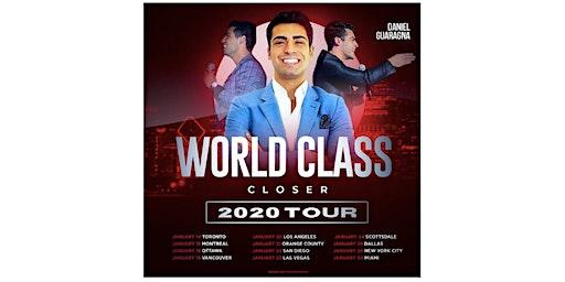 The World Class Closer Seminar Ottawa   By: Daniel Guaragna