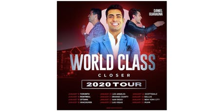 The World Class Closer Seminar Vancouver | By: Daniel Guaragna tickets