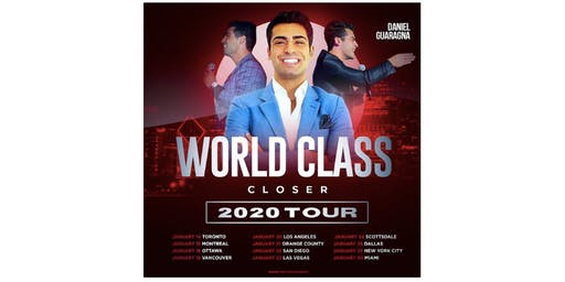 The World Class Closer Seminar Vancouver | By: Daniel Guaragna