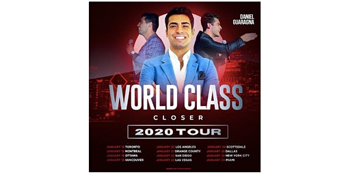 The World Class Closer Seminar Orange County | By: Daniel Guaragna