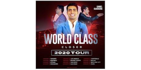 World Class Closer Seminar NYC | By: Daniel Guaragna tickets