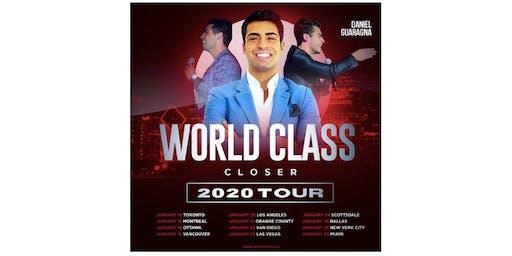 The World Class Closer Seminar San Diego | By: Daniel Guaragna