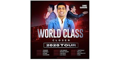 The World Class Closer Seminar Dallas   By: Daniel Guaragna tickets