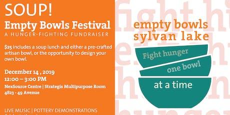 SOUP! Empty Bowls Festival tickets