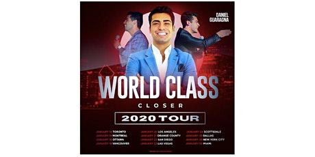 The World Class Closer Seminar Montreal | By: Daniel Guaragna tickets
