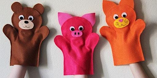 January Holiday Program: Felt Hand Puppets - Tea Gardens