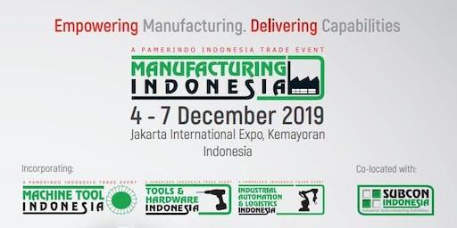 B2B Manufacturing Indonesia 2019