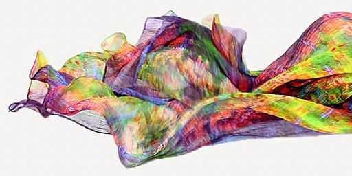 Shopping Jean Michel's New Silk Scarves Collection