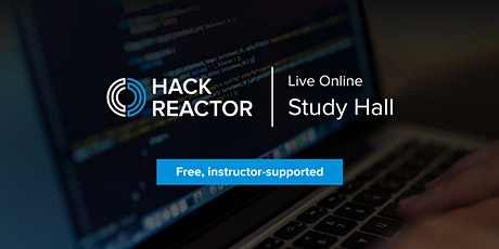 [WEBINAR] JavaScript Study Hall  tickets