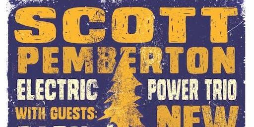 Scott Pemberton NYE w/ Barnsmoke & Mo' Steph