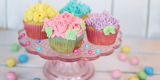 Cupcake Wars (Ages 4-12 years)
