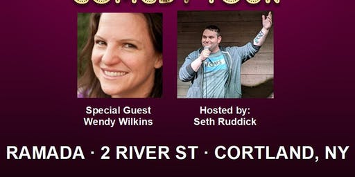 Big and Tall Comedy Tour in Cortland, NY