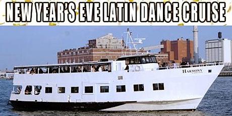New Year's Eve Latin Dance Cruise (Harmony) tickets