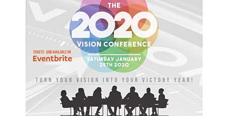 C3 Presents: The 2020 Vision Conference tickets