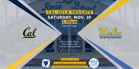 Cal vs UCLA Tailgate tickets