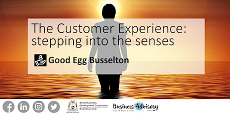 The Customer Experience - Stepping into the Senses tickets