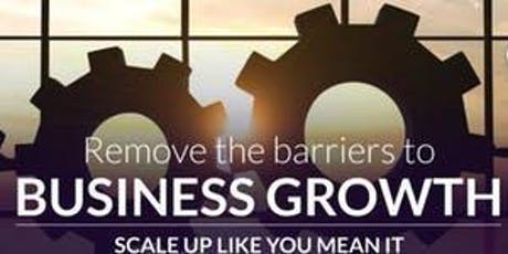 Scaling Up Business Growth and Team Accountability Workshop - Half Day tickets