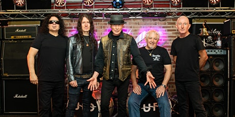 UFO - Last Orders 50th Anniversary Tour with Guest Damon Johnson Band tickets