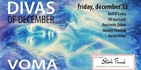 Divas of December tickets