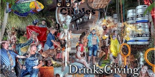 CIRCLES 2019 DRINKSGIVING BASH
