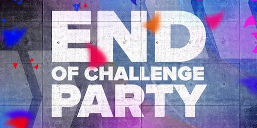 XMAS PARTY & CHALLENGE CELEBRATIONS