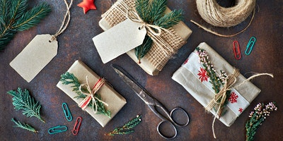 Christmas Card Holder workshop at The Square Mirrabooka