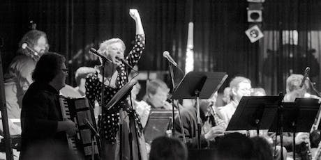 THE PEOPLE'S  LIBERATION BIG BAND tickets