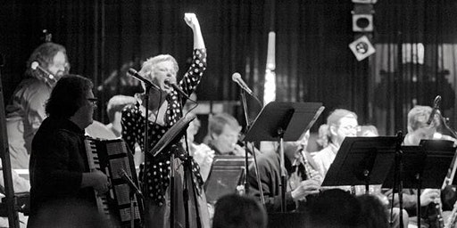 THE PEOPLE'S  LIBERATION BIG BAND