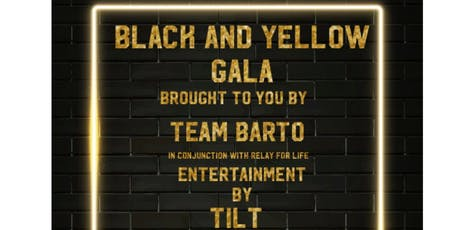 Black and Yellow Gala  tickets