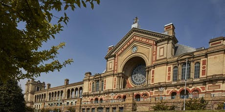 14km Run to the Palace - Finsbury Park to Alexandra Palace & back tickets