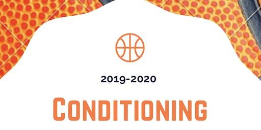 2019-2020 Basketball Conditioning