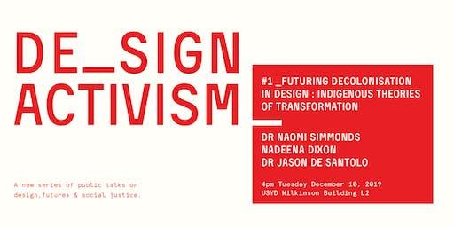 Design Activism #1