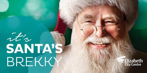 Breakfast with Santa at Elizabeth City Centre