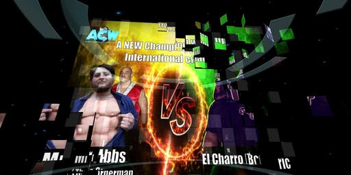 Alpha Championship Wrestling: New Years Bash on the Blvd