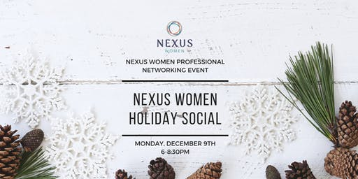 Nexus Women Holiday Social 2019