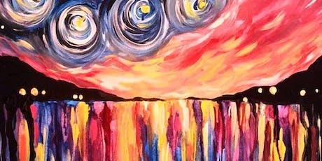 Starry Night Sunset - Off Broadway Hotel tickets