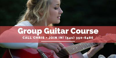 4-Week ***** Group Guitar Course for Beginners