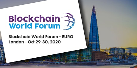 Blockchain World Forum 2020 - EURO tickets