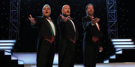 Winners of NEW YORK's Got Talent Season 7 : TENORS OF COMEDY - LIVE in NYC tickets