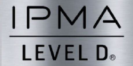 IPMA - D 3 Days Virtual Live Training in Melbourne tickets