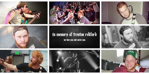 To The Stage Productions Presents: A Tribute To Trenton Reliford