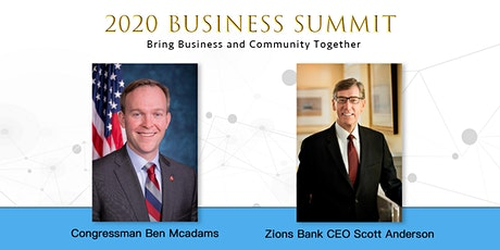 2020  Business Summit tickets