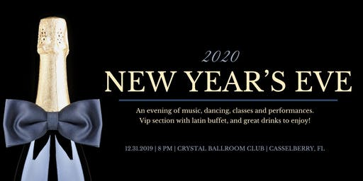 New Year's Eve Latin Extravaganza