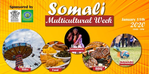 Somali Multicultural Week